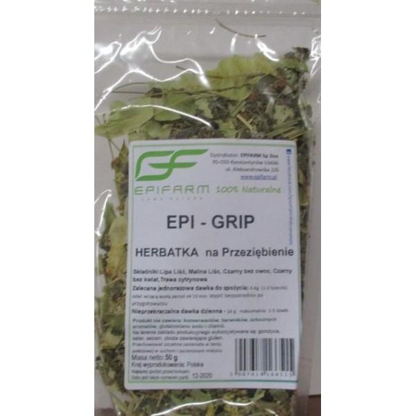 HERBATKA NA PRZEZIĘBIENIE EPI-GRIP 50G