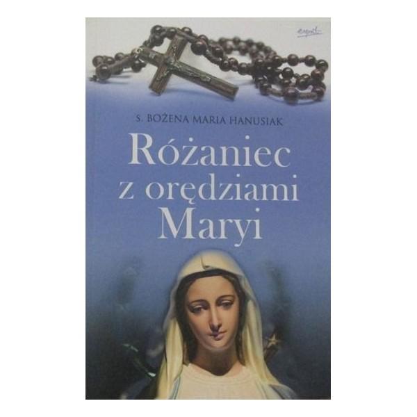 RÓŻANIEC Z ORĘDZIAMI MARYI