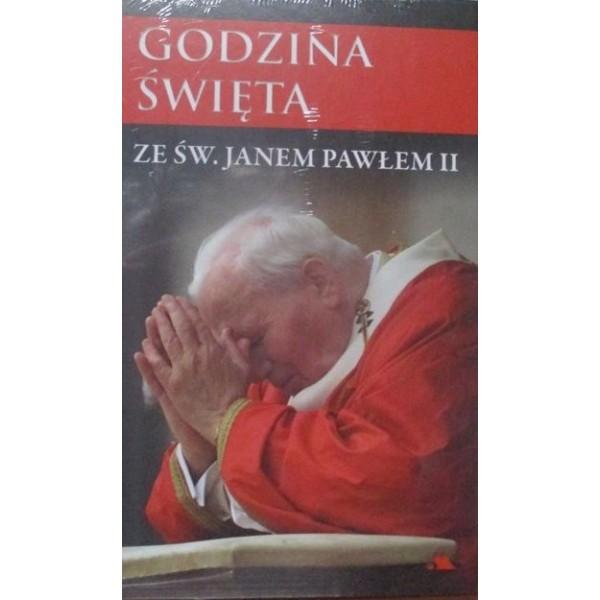 GODZINA ŚWIĘTA ZE ŚW. JANEM PAWŁEM II