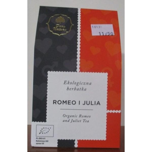 HERBATKA ROMEO I JULIA EKO 40 G