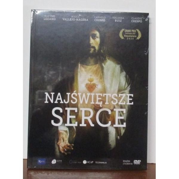 NAJŚWIĘTSZE SERCE DVD