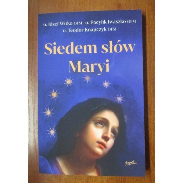 SIEDEM SŁÓW MARYI