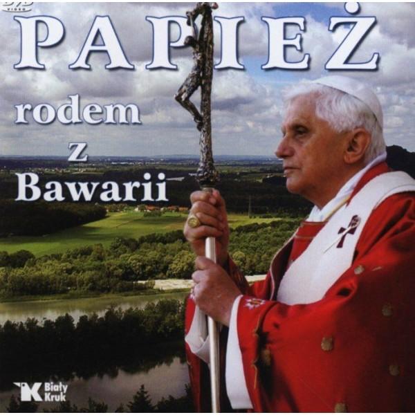 PAPIEŻ RODEM Z BAWARII DVD