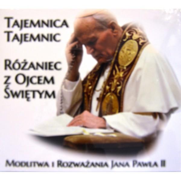 TAJEMNICA TAJEMNIC RÓŻANIEC Z JANEM PAWŁEM II