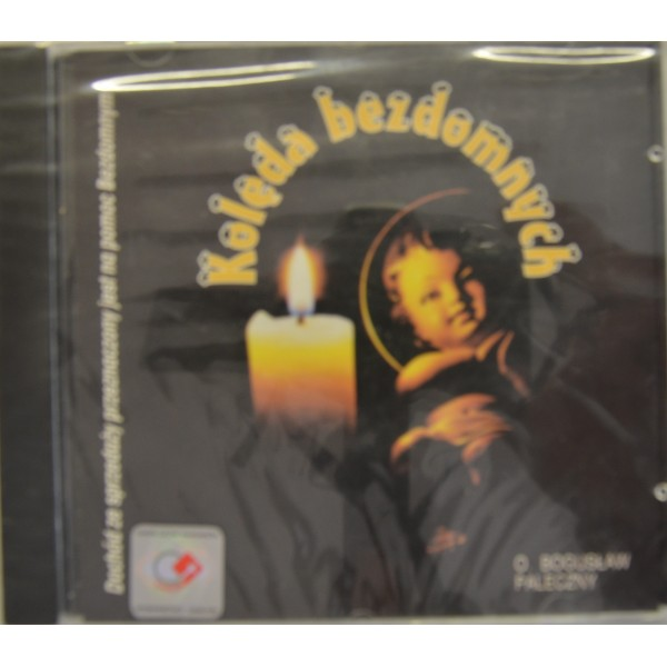 CD KOLĘDA BEZDOMNYCH