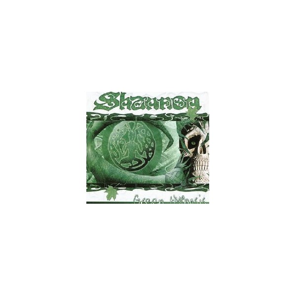 CD SHANNON GREEN