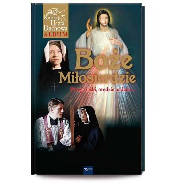 BOŻE MILOSIERDZIE POTĘGA ŁASKI + DVD