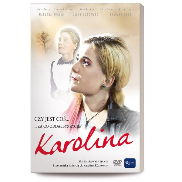 KAROLINA...DVD