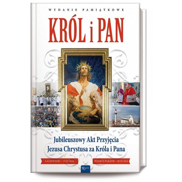 KRÓL I PAN AKT PRZYJĘCIA JEZUSA CHRYSTUS