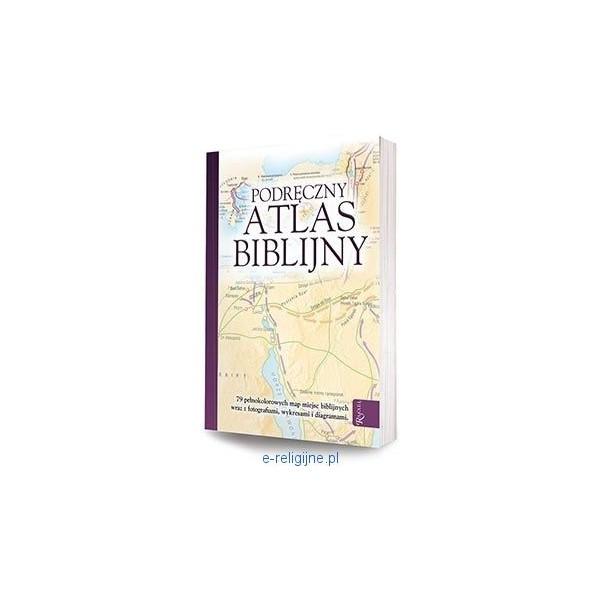 PODRĘCZNY ATLAS BIBLIJNY /RAFAEL/