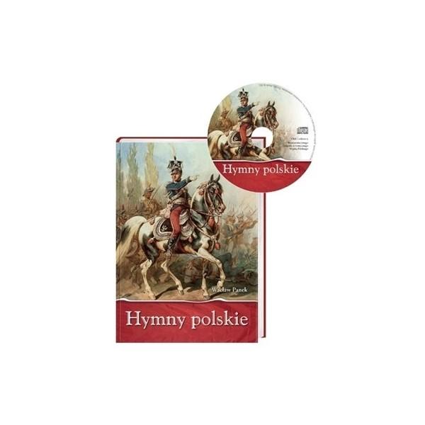HYMNY POLSKIE Z PŁYTĄ CD