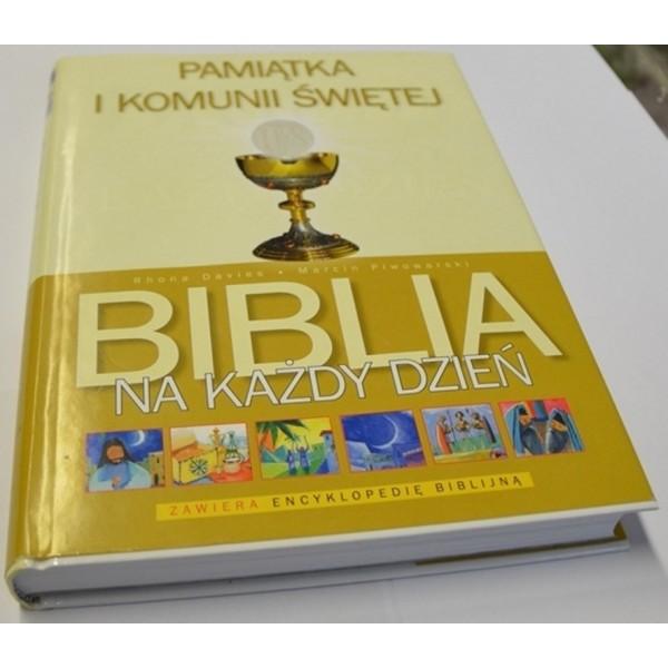 BIBLIA NA KAŻDY DZIEŃ