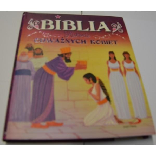Biblia. Historie odważnych kobiet