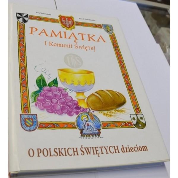 O polskich świętych dzieciom.