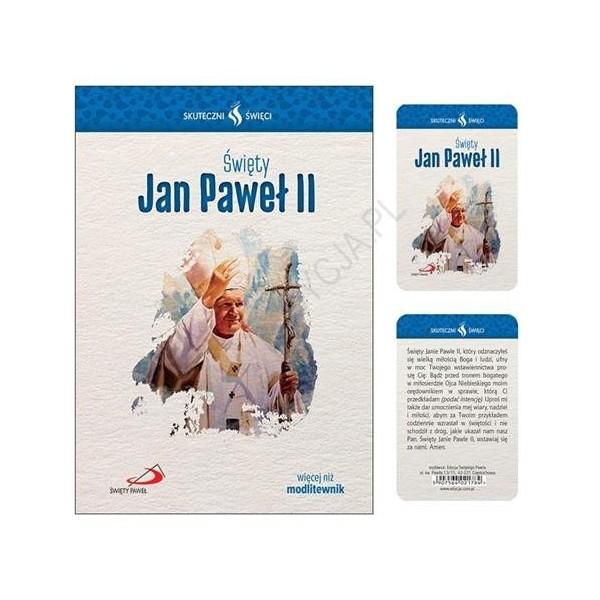 SKUTECZNI ŚWIĘCI - ŚW. JAN PAWEŁ II