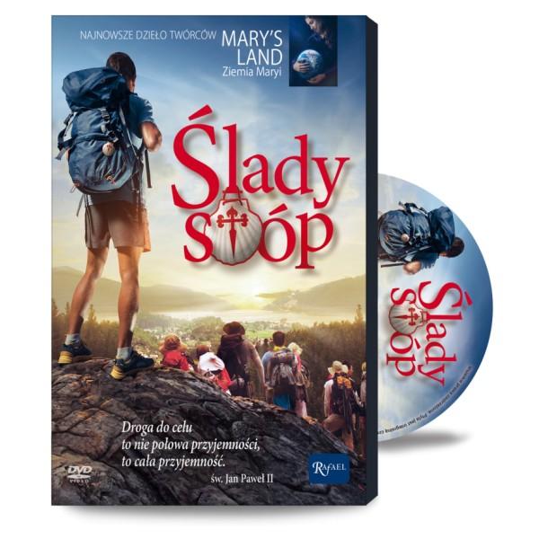 ŚLADY STÓP - DVD