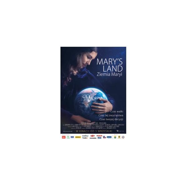 ZIEMIA MARYI /MARY`S LAND+DVD