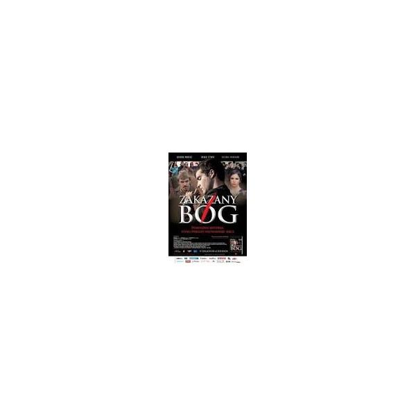 ZAKAZANY BÓG + DVD