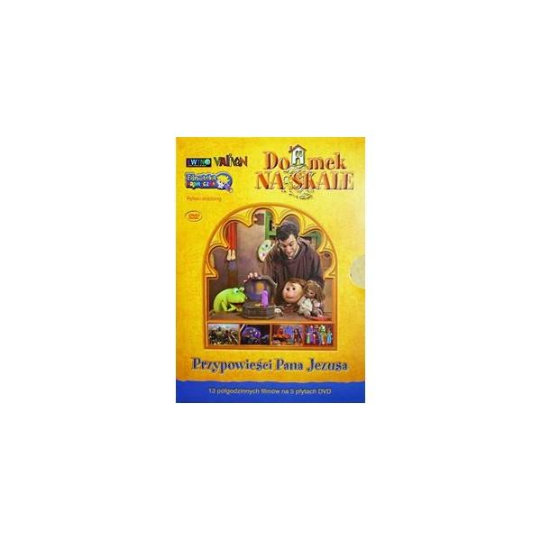DOMEK NA SKALE DVD RÓŻNE