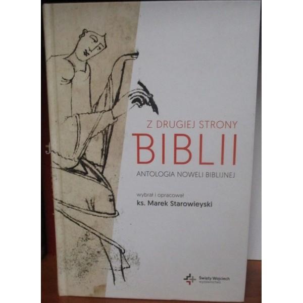 Z DRUGIEJ STRONY BIBLII. ANTOLOGIA NOWELI BIBLIJNEJ