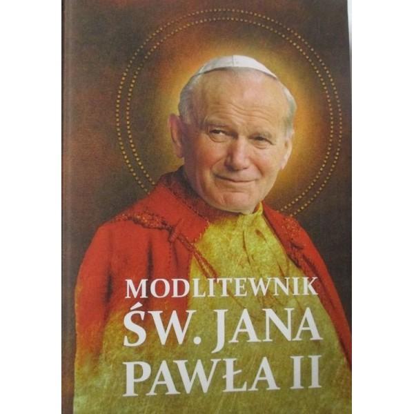 MODLITEWNIK ŚW.JANA PAWŁA II