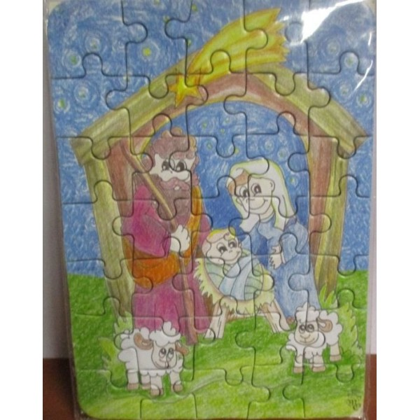 PUZZLE BN MIGHTY GOD