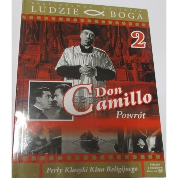 DON CAMILLO 2, POWRÓT