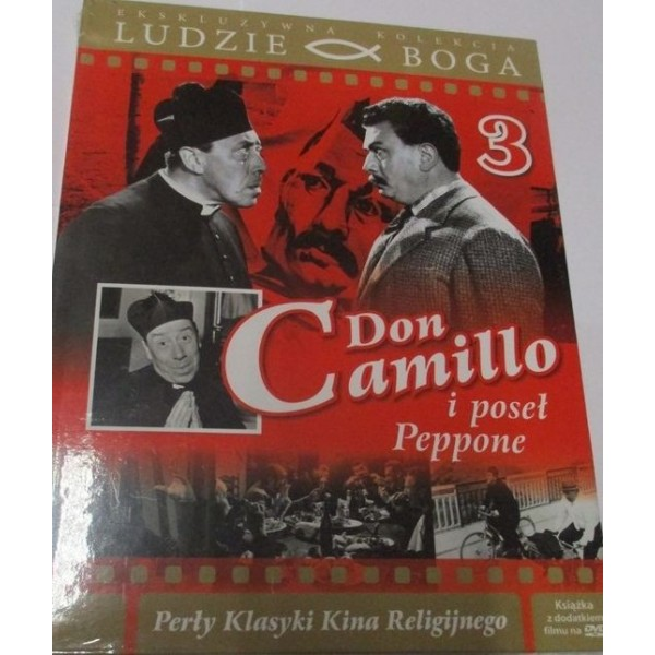 DON CAMILLO I POSEŁ PEPPONE 3