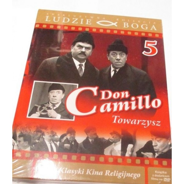 DON CAMILLO TOWARZYSZ 5