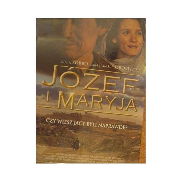 JÓZEF I MARYJA. CZY WIESZ JACY BYLI NAPRAWDĘ? KSIĄŻKA + DVD