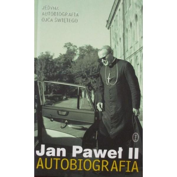 JAN PAWEŁ II AUTOBIOGRAFIA