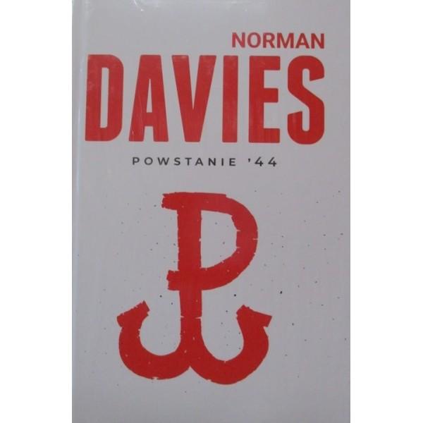 NORMAN DAVIES POWSTANIE `44
