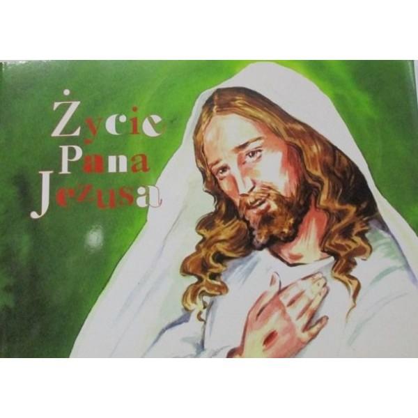 KOLOROWANKA ŻYCIE PANA JEZUSA