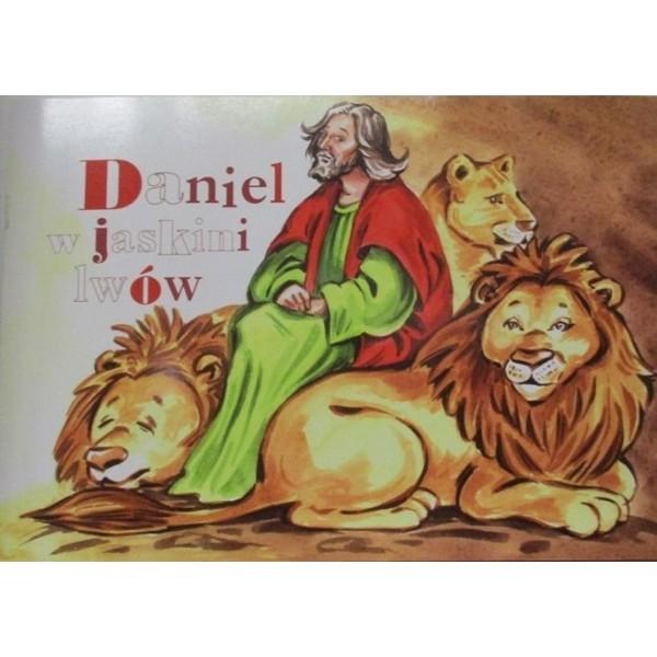 KOLOROWANKA DANIEL W JASKINI LWÓW