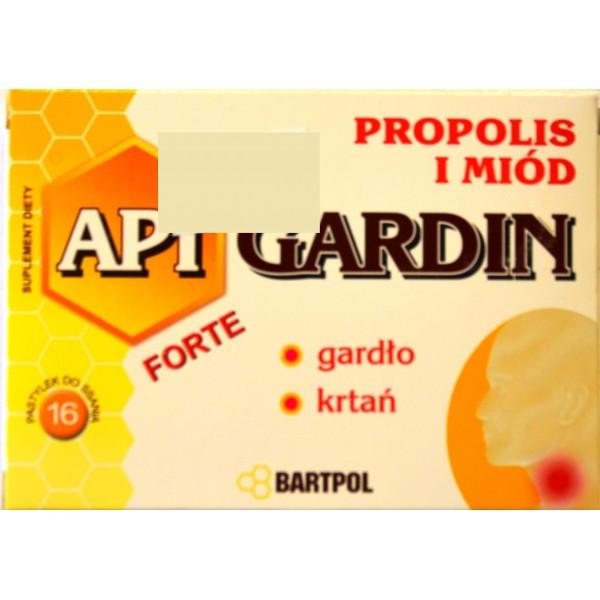 API-GARDIN PROPOLIS I MIÓD