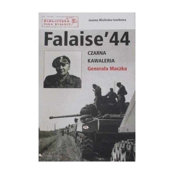 FALAISE`44 CZARNA KAWALERIA GENERAŁA MACZKA